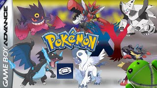 POKEMON X y Y Para Android | Hack Rom My Boy! GBA PC