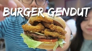 Carl's Jr • 3,000 Calories • Las Vegas • MUKBANG