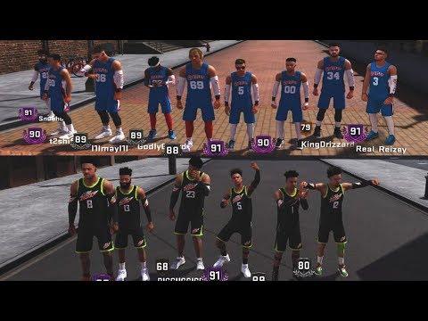 UNLIMITED BOOST CHEESE | WE Won RUFFLES & MT DEW TOURNAMENT NBA 2K18 😱😱