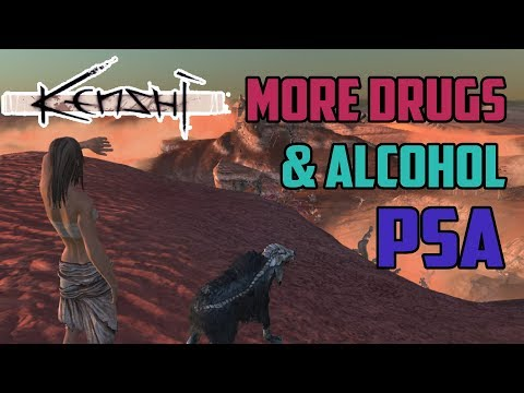 Kenshi 2 Needs More In-depth Drugs & Alcohol (Kenshi Discussion)