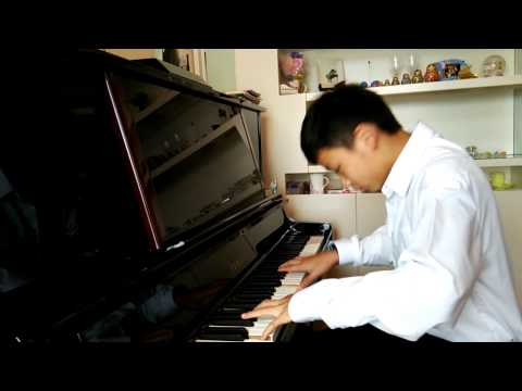 2015 HK Asia-Pacific Youth Piano Competition
