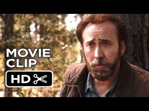 Joe Movie CLIP - Trees (2014) - Nicolas Cage Drama HD