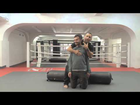 F. University: The Rear Naked Choke With Renzo Gracie Image 1