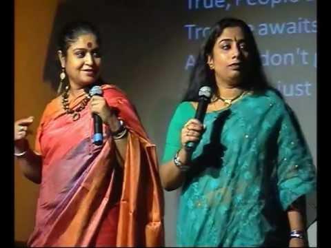 Hello Tagore - Bhalo manush Noi re mora & Bhango Baandh Bhenge...