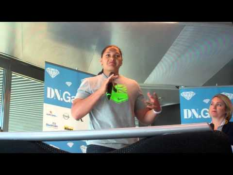 Valerie Adams On Getting 2012 Olympic Gold, Nadzeya Ostapchuk's Drug Positive and More