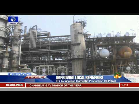 FG To Increase Domestic Production Of Petrol By Improving Local Refineries