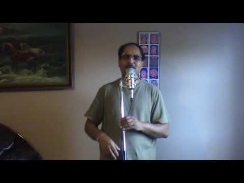 Ye Raatein Ye Mausam Nadi Ka Kinara Cover by Rajeev