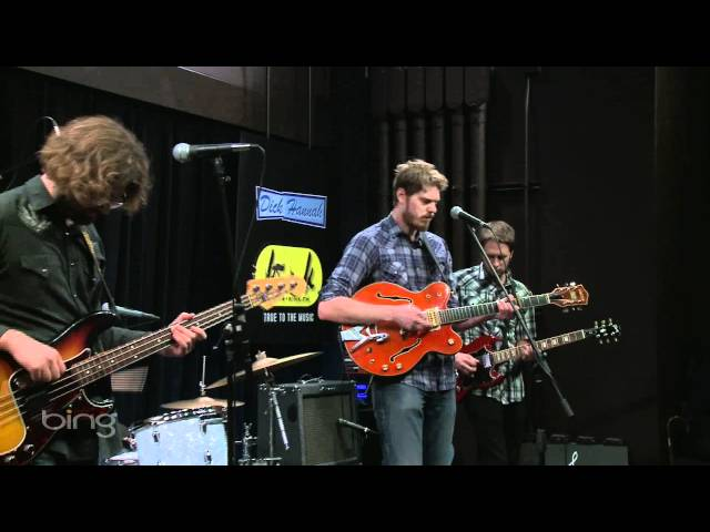 The Deep Dark Woods - The Banks Of The Leopold Canal (Live in the Bing Lounge)