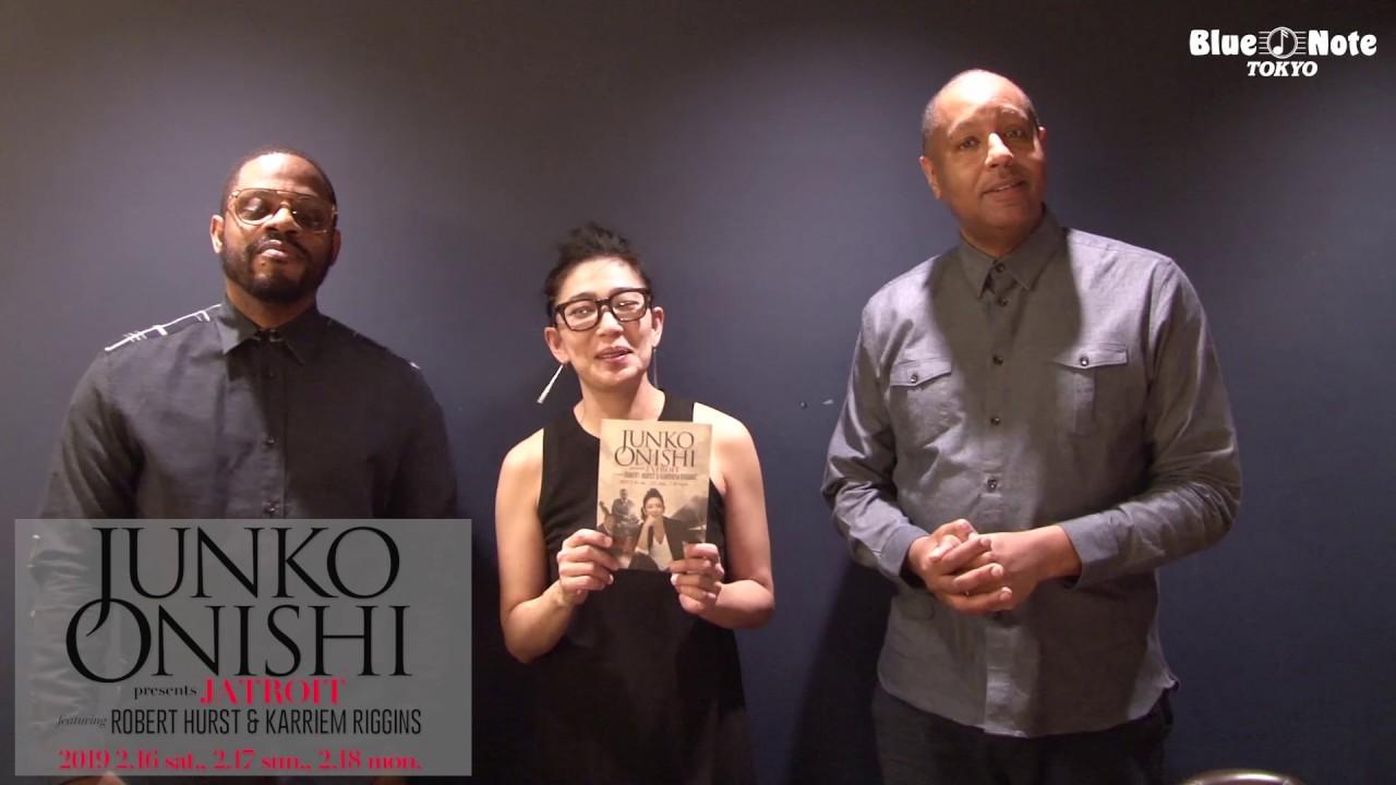 大西順子 presents JATROIT - 2019.02.16 BLUE NOTE TOKYO ライブダイジェスト&コメント映像を公開 thm Music info Clip