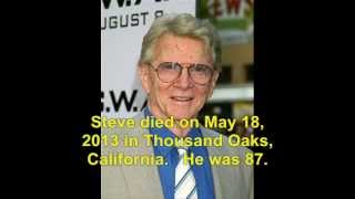 A Tribute to Steve Forrest