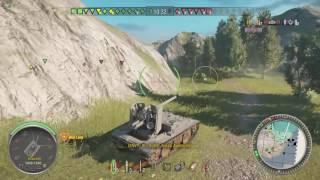 World of Tanks ps4 Grille 15 8.6k damage