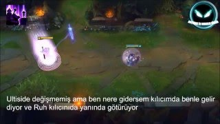 Shen Rework Yeni Shen Güncelleme Lol League of Legends