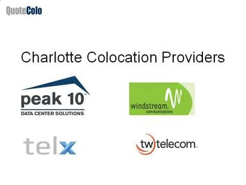 Charlotte Colocation Services