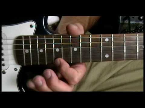 Rock Blues Guitar.avi Video