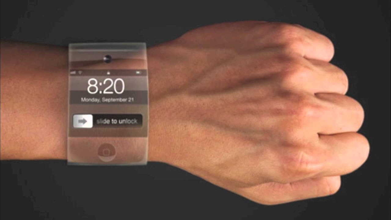 Apple Iwatch Concepts Apple Iwatch Concept.[hd