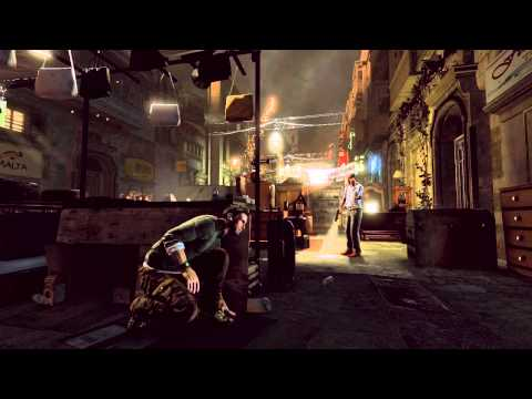 Splinter Cell Conviction - Full Stealth Walkthrough - 1. Merchant's Street Market