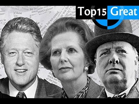 List of Top famous in the world best political leaders