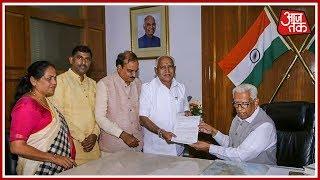 Governor Invites BJP; Yeddyurappa To Swear In As CM At 9.30 AM Tomorrow: Reports