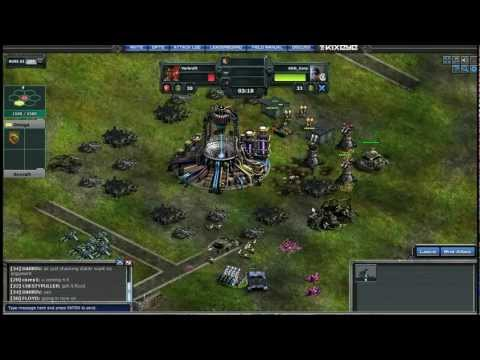 War Commander, How To Capture Large Thorium Deposits, KAD_Corp
