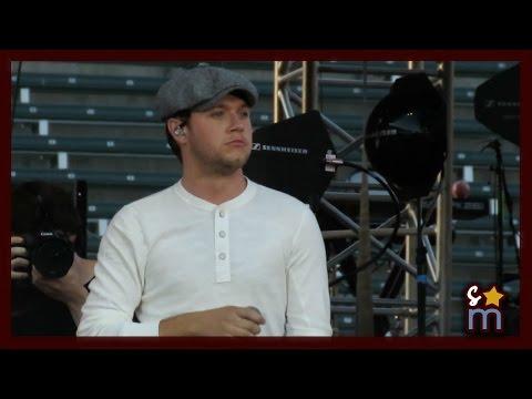 "Niall Horan - ""Slow Hands"" Live at Wango Tango 2017"