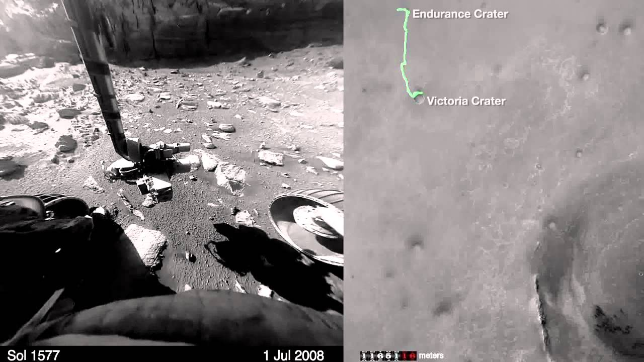 This Is 11 Years On Mars