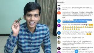 Live Tech Q&A with Dhananjay- Ep 54! Smartphone/Gadgets Related Questions!