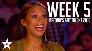 Download Lagu Britain's Got Talent 2018 | WEEK 5 | Auditions | Got Talent Global Gratis STAFABAND