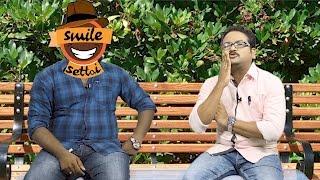 Nanjil Sampath Troll   RJ Vignesh at Marina   Smile Settai