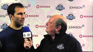 Patrice Cormier: IceCaps 360 (Nov. 13, 2013)