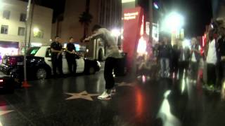 Larry (Les Twins) & Jan | Hollywood Blvd  Dance