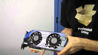 MSI GeForce GTX 670 Power Edition Video Card Unboxing & First Look Linus Tech Tips