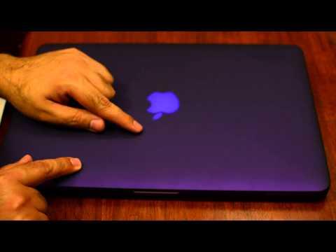 Speck SeeThru Satin case for Macbook Pro 15