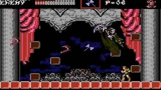 Castlevania 3_ Dracula's Curse Bosses (Nes)