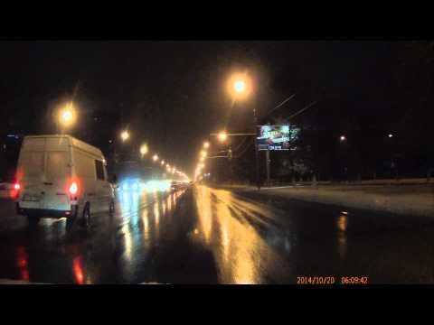 Жуткая авария на Волгоградке 20.10.2014 встречка