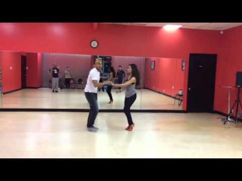 Troy Anthony & Tanya Yvonne - Bachata Dominicana