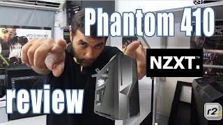 Review Gabinete - NZXT Phantom 410