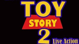 Live Action Toy Story 2 Project Annoucement