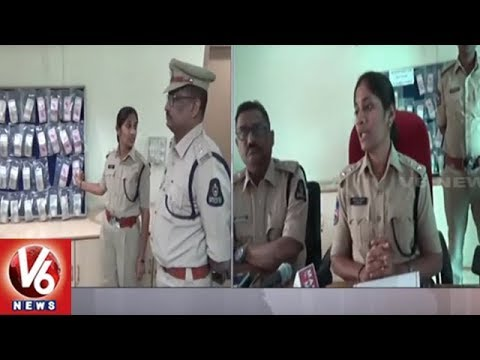 Gopalapuram Police Chases 30 Lakh Money Missing Case | Hyderabad | V6 News