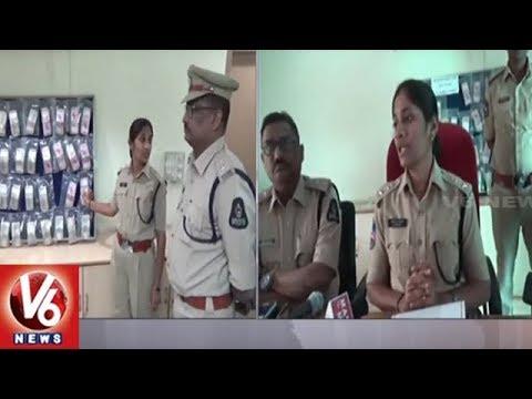 Gopalapuram Police Chases 30 Lakh Money Missing Case | Hyderabad | V6 News