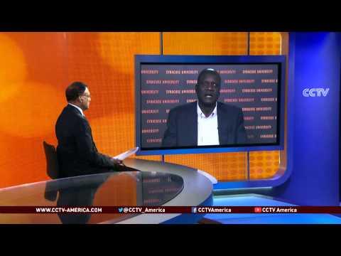 Interview with John Dau and John Chuol Kuek on South Sudan Violence