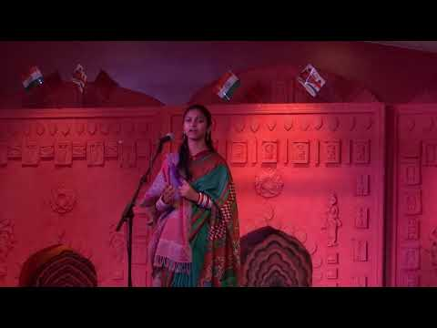 Ae mere pyare watan from Kabuliwala sung by Savina Sharma