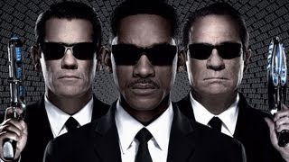 Men in Black III - Men In Black 3 - Movie Review
