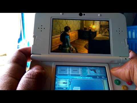 new Nintendo 3ds: Resident Evil Revelations Review