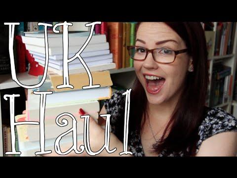 UK Holiday Haul: I'm Baaaaaack