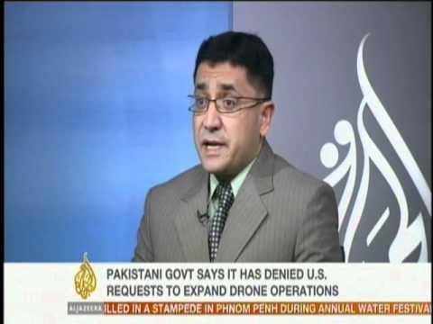 US Drone Attacks in Pakistan - Murad Khan Aljazeera