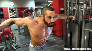 Lazar Angelov - Bodybuilding Workout Motivational