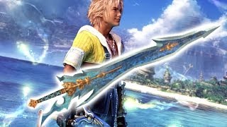Final Fantasy X | HD - Tidus's Ultimate/Celestial Weapon