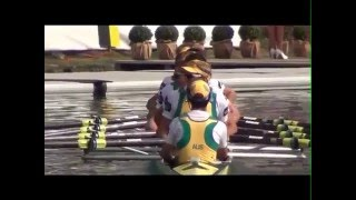 2011 World Rowing Championships, Bled Slovenia