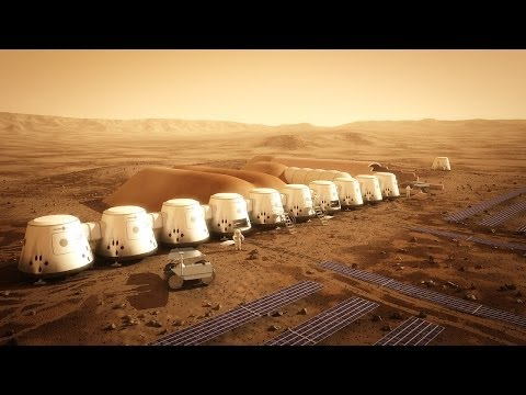 Leaving Earth: Mars One Short Documentary