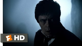 The Wolfman (2/10) Movie CLIP - There's Something in the Fog (2010) HD